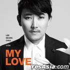 Lee Seung Chul Vol. 11 - My Love