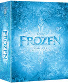 Frozen II (Blu-ray) (3-Disc) (3-Movie Collection) (Korea Version)