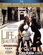 Life Is Beautiful (1997) (Blu-ray) (Hong Kong Version)