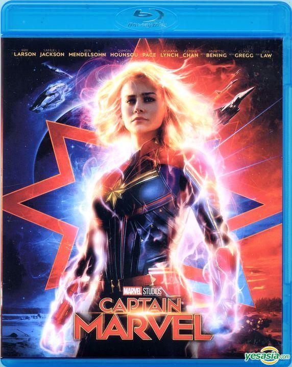 Yesasia Captain Marvel 2019 Blu Ray Hong Kong Version Blu Ray Brie Larson Samuel L Jackson Intercontinental Video Hk Western World Movies Videos Free Shipping