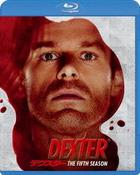 Dexter - The Fifth Season Blu-ray Box (Blu-ray) (Japan Version)