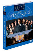 The West Wing - First Season Set 2 Disc 4-6 (Limited Edition) (Japan Version)