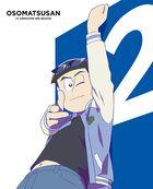 Osomatsu San 3rd Season Vol.2 (DVD) (Japan Version)
