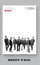 EXO Vol. 5 Repackage - LOVE SHOT (SHOT Version)