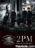 GENESIS OF 2PM (2CDs+PHOTOBOOK)(First Press Limited Edition) (Taiwan Version)