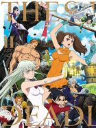 The Seven Deadly Sins: Wrath of the Gods (DVD) (Box 2) (Japan Version)