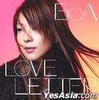 BoA Single - Love Letter (CD+DVD) (Korea Version)