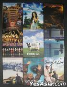 Movie Promotional Folders Special Set (9 Folders)