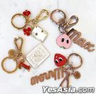 TVXQ Peach Max Artwork Key Ring