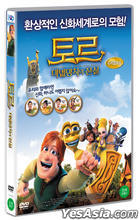 Legends Of Valhalla - THOR (DVD) (Korea Version)