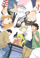 Genshiken 2 (DVD) (Vol.1) (Japan Version)
