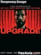 Upgrade (2018) (Blu-ray) (Hong Kong Version)