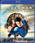 Superman Returns (2006) (Blu-ray) (Hong Kong Version)