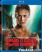 Tomb Raider (2018) (Blu-ray) (Hong Kong Version)