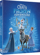 Olaf's Frozen Adventure (Blu-ray) (Korea Version)
