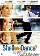 Shall We Dance ? (2004) (DVD) (Panorama Version) (Hong Kong Version)
