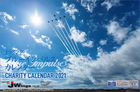 JASDF Blue Impulse 2021 Calendar (Japan Version)