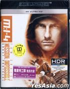 Mission: Impossible - Ghost Protocol (2011) (4K Ultra HD Blu-ray) (Hong Kong Version)
