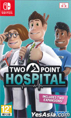 Two Point Hospital (Asian Chinese / English / Japanese Version)
