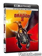 How to Train Your Dragon 2 (2014) (4K Ultra HD + Blu-ray) (Hong Kong Version)