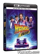 Back to the Future The Ultimate Trilogy (4K Ultra HD + Blu-ray) (6-Disc Edition) (Hong Kong Version)