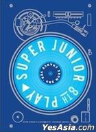 Super Junior Vol. 8 - PLAY (One More Chance Version) (Taiwan Version)