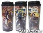 Black Rock Shooter : BRS Straight Tumbler