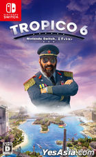 Tropico 6 Nintendo Switch Edition (Japan Version)