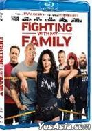Fighting with My Family (2019) (Blu-ray) (Hong Kong Version)