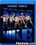 Magic Mike (2012) (Blu-ray + DVD + UltraViolet) (US Version)