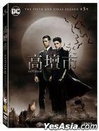 Gotham (DVD) (Ep. 1-12) (The Complete Fifth Season) (Taiwan Version)