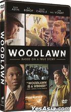 Woodlawn (2015) (DVD) (Hong Kong Version)