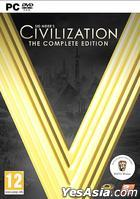 Sid Meier's Civilization V (The Complete Edition) (英文版) (DVD 版)