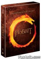 Hobbit Trilogy (Blu-ray) (6-Disc) (Outbox) (Limited Edition) (Korea Version)