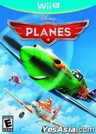 Disney's Planes (Wii U) (US Version)