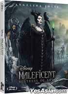 Maleficent: Mistress of Evil (Blu-ray) (Korea Version)