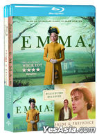 Emma. + Pride and Prejudice Collection (Blu-ray) (2-Disc) (Limited Edition) (Korea Version)