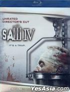 Saw IV (Blu-ray) (Unrated Director's Cut) (US Version)