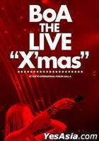 BoA The Live 'X'Mas' (Taiwan Version)