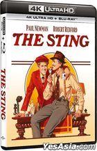 The Sting (1973) (4K Ultra HD + Blu-ray) (Hong Kong Version)