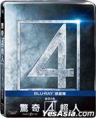 ファンタスティック・フォー (2015/米) (Blu-ray) (スチールブック) (台湾版)
