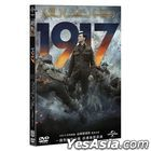 1917 (2019) (DVD) (Taiwan Version)