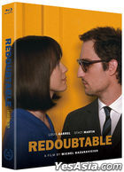 Le Redoubtable (Blu-ray) (Numbering Limited Edition) (Korea Version)