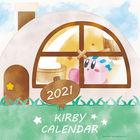 星之卡比 2021年桌上月曆 (日本版)