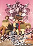 SHINee - The 2nd Concert Album: SHINee WORLD II in Seoul (2CD)