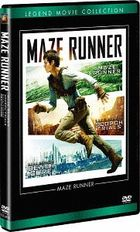 The Maze Runner Collection (DVD) (Japan Version)