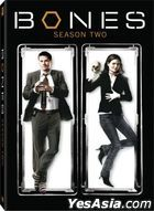 Bones (DVD) (Ep. 1-21) (The Complete Second Season) (US Version)