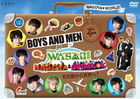 BOYS AND MEN In Find The Wasabi: Nagoya & Bangkok - Nagoya Kara Sekai e! (DVD) (English Subtitled) (Japan Version)