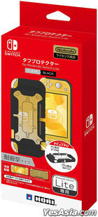 Nintendo Switch Tough Protector (透明X黑) (日本版)