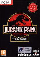 Jurassic Park: The Game (英文版) (DVD 版)